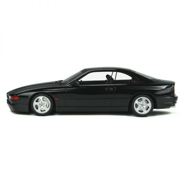 BMW 850 CSI 1990 Black 1/18 Ottomobile Limited 1500 Pieces
