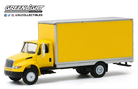 International Box Van DuraStar 2020 HD Trucks Serie 1-64 Greenlight Collectibles