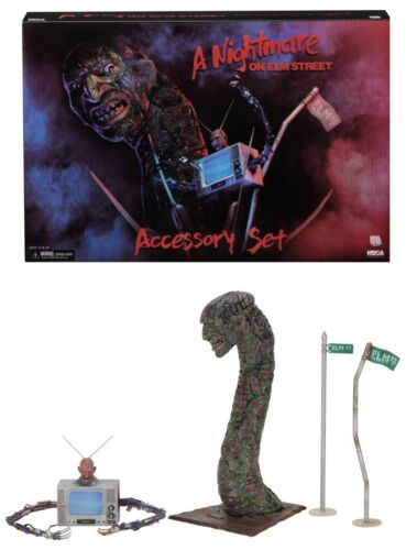A Nightmare on Elmstreet Accessory Set Neca
