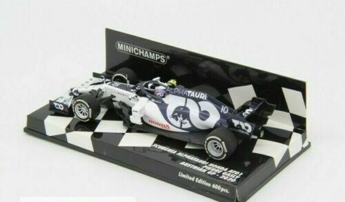 Scuderia Alpha Tauri Honda AT01 Austrian GP 2020 F1 Pierre Gasly 1-43 Minichamps Limited 600 Pieces