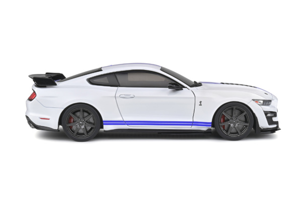 Ford Shelby GT500 Fast Track 2020 Oxford White 1-18 Solido