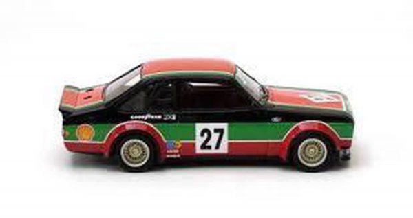 Ford Escort RS GR. 2 #27 Castrol-ETCC 1976 1-43 Groen/Rood/Zwart Neo Scale Models