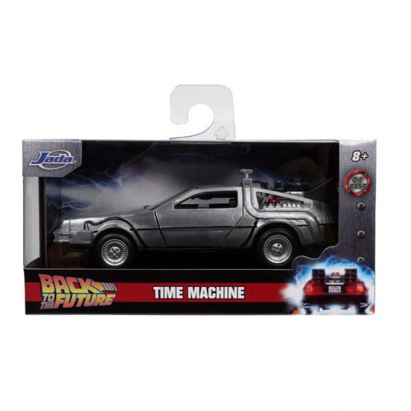 "De Lorean Time Machine ""Back To The Future "" 1-32 Jada Toys"