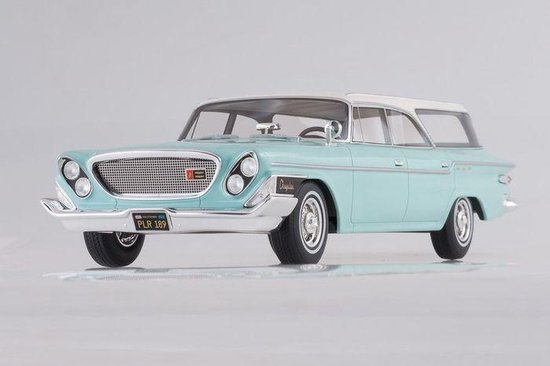 Chrysler Newport Town & Country Station Wagon 1962 1:18 BOS Models Limited 504 Pieces