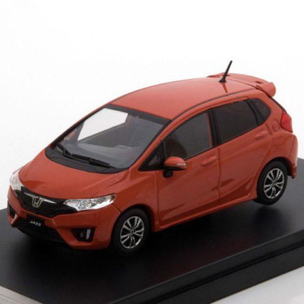 Honda Jazz 2015 Oranje 1-43 PremiumX