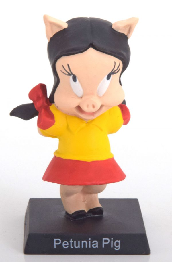 Petunia Pig Afmeting 6 cm Looney Tunes Atlas