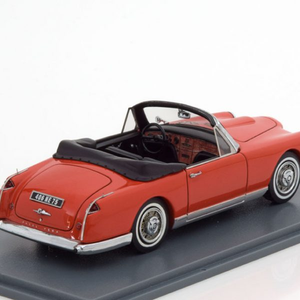 Facel Vega FV1b Convertible 1955 Rood 1-43 Neo Scale Models