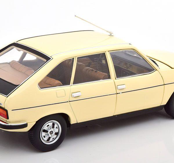 Renault 20 TS 1978 Beige 1-18 Norev