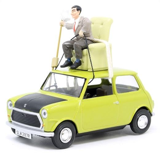 Mr Bean's Mini Do-It-Yourself Mr Bean 1/36 Corgi