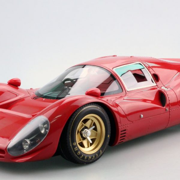 Ferrari 330 P4 Rood 1:12 GP Replicas Limited 250 Pieces