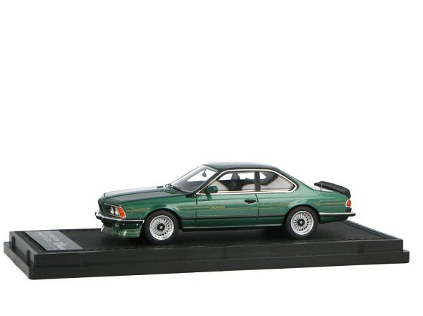 BMW 6 Serie Alpina B7 Groen Metallic 1-43 Top Marques Limited 500 Pieces