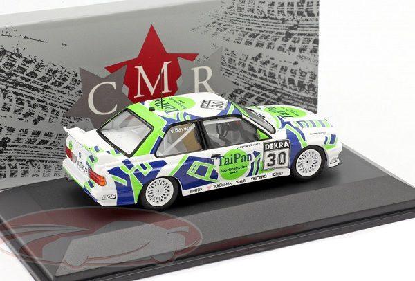 BMW M3 (E30) Sport Evolution #30 DTM 1992 Prinz Poldi von Bayern 1:43 CMR Models