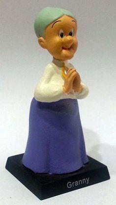 Granny Afmeting 7 cm Looney Tunes Atlas