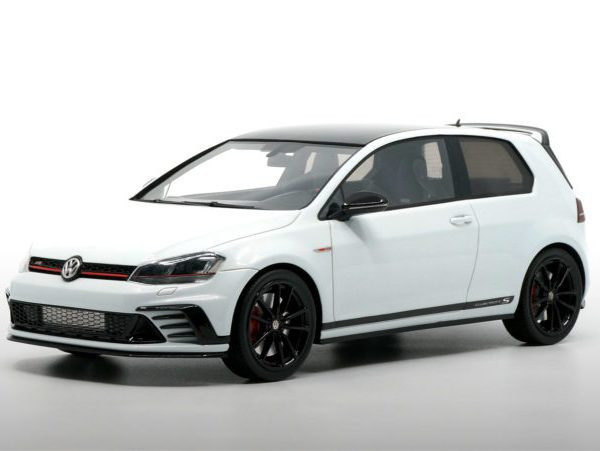 Volkswagen Golf GTI Clubsport S 2014 Wit 1-18 DNA Collectibles