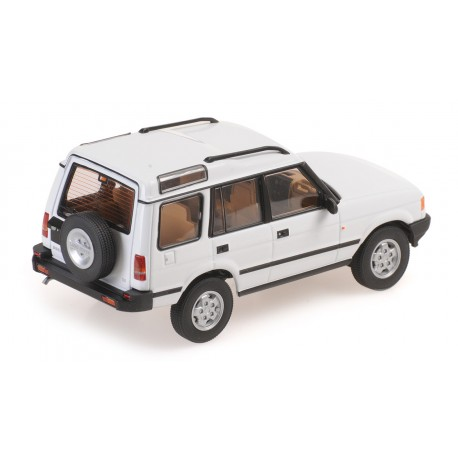 Land Rover Discovery I 1994 Wit 1-43 Almost Real