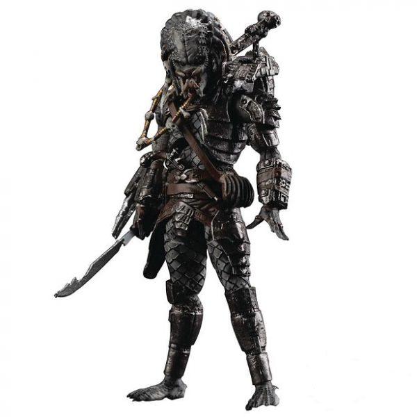 Predator 2: Exquisite Mini – Elder Predator V2 1-18 (ongeveer 11 cm) Hiyatoys