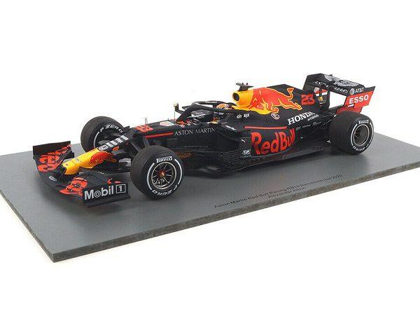 Aston Martin Red Bull Racing RB16 Barcelona Test 2020 Alexander Albon 1-18 Spark