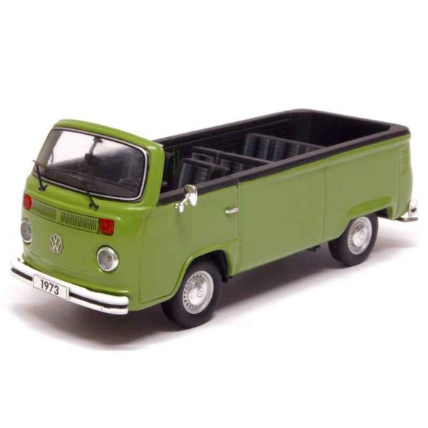 Volkswagen T2B Open Air Bus Groen 1:43 Premium Classixxs Limited 500 Pieces