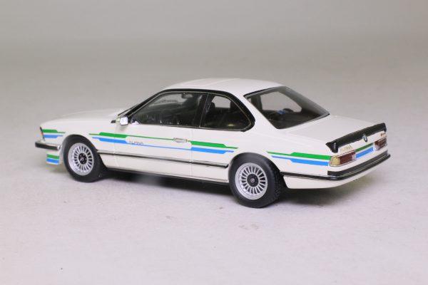 BMW Alpina B7 Turbo Coupe 1985 Wit 1-43 Spark