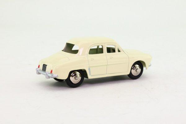 Renault Dauphine Creme 1-43 Dinky Toys ( Atlas )