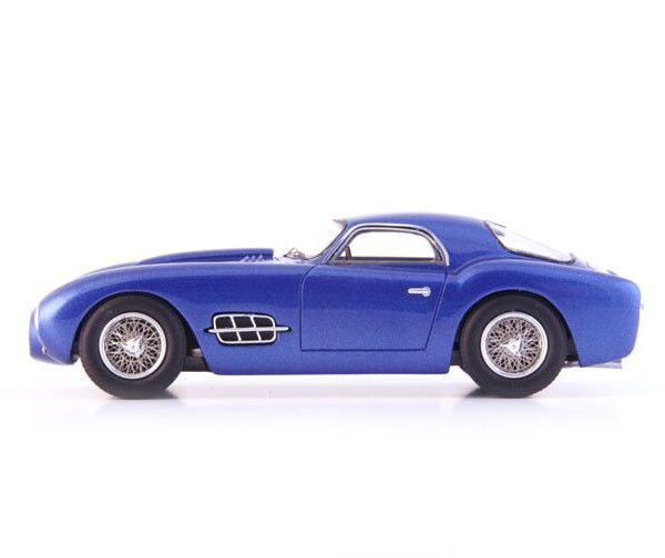 Ferrari 250 GTO Moal Gatto 1963/2010 Blauw Metallic 1-43 Autocult Limited 333 Pieces