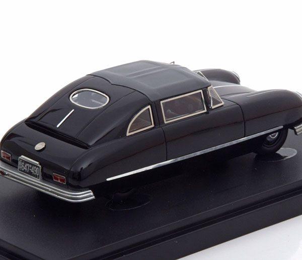 Gomolzig Taifun Stromlinie 1949 Zwart 1-43 Autocult Limited 333 Pieces