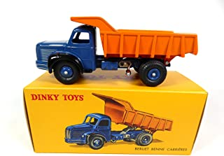 Berliet Benne Carrieres Blauw/ Oranje 1-43 Dinky Toys ( Atlas )