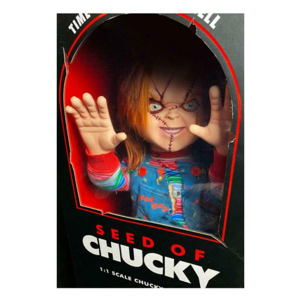 "Life-Size ""Seed of Chucky"" Replica Doll ( 76 cm ) Trick or Treat Studios"