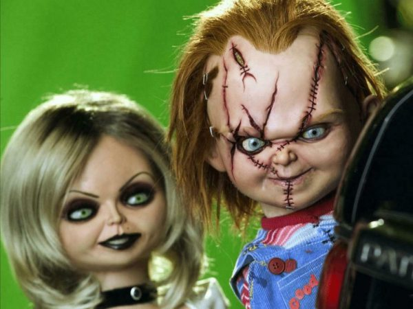 """Life-Size """"Seed of Chucky"""" Replica Doll ( 76 cm ) Trick or Treat Studios"""