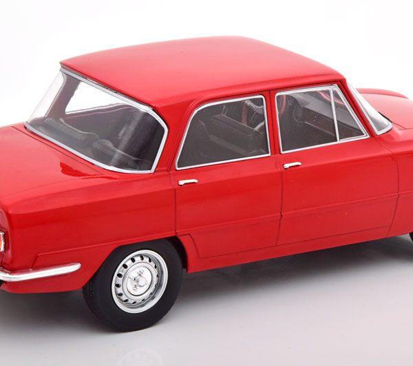 Alfa Romeo Giulia Nuova Super 1974 Rood 1-18 MCG Models