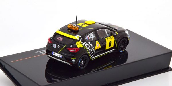 Renault Clio No.0, Rally Monte Carlo 2020 Bernardi/Belotto 1-43 Ixo Models