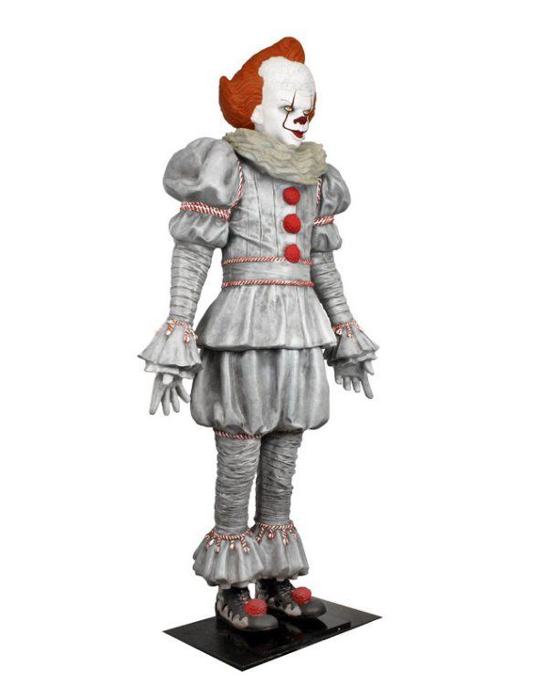 """IT: Chapter Two """"Pennywise"""" Life Sized Foam Replica Neca New"""