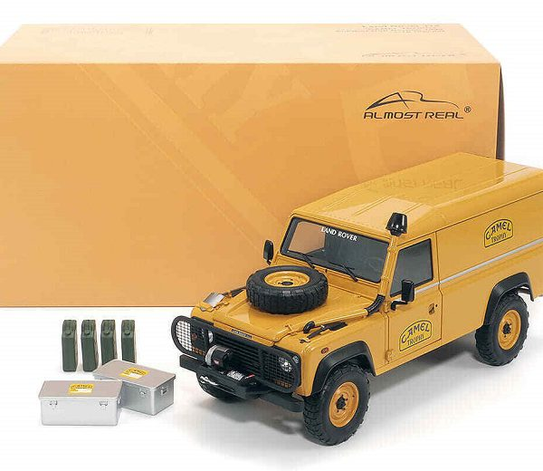 """Land Rover 110 """"Camel Trophy"""" Borneo 1985 Support Unit 1-18 Almost Real"""