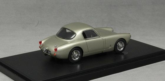 Austin Healey Sebring Sprite (1960) Zilvergrijs 1-43 Autocult Limited 333 Pieces