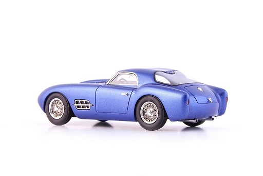 Ferrari 250 GTO Moal Gatto 1963/2010 Blauw Metallic 1-43 Autocult Limited 333 Pieces