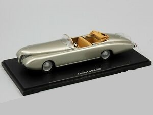 Arzens La Baleine (1938) (France) Zilver 1-43 Autocult Limited 333 Pieces