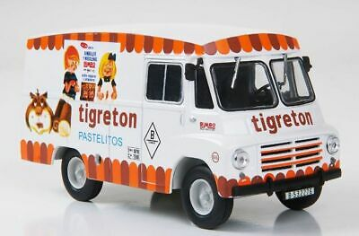 "Sava Austin LD 150 1962 ""Tigreton"" 1-43 Altaya"