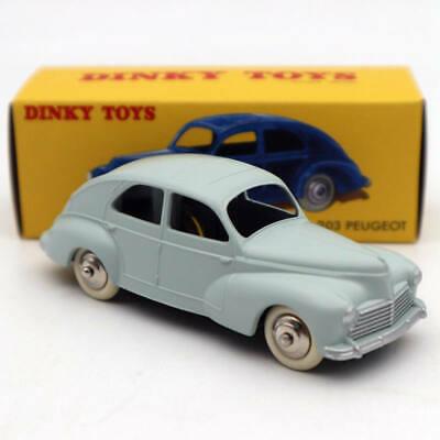 Peugeot 203 Lime Green 1-43 Dinky Toys ( Atlas )
