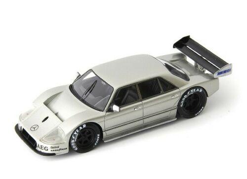 Sauber Mercedes ( W140 )1990 Inkl. Jaarboek 2018 Zilver 1-43 Autocult Limited 333 Pieces