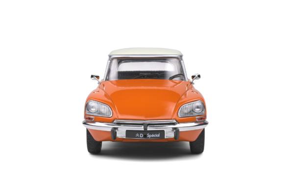 Citroen DS Special 1972 Oranje 1-18 Solido