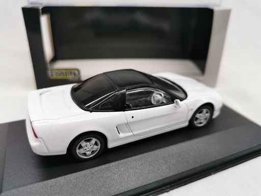 Honda NSX 1990 Wit 1-43 First:43 Models