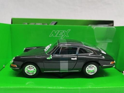 Porsche 911 1964 Grijs 1-24 Welly
