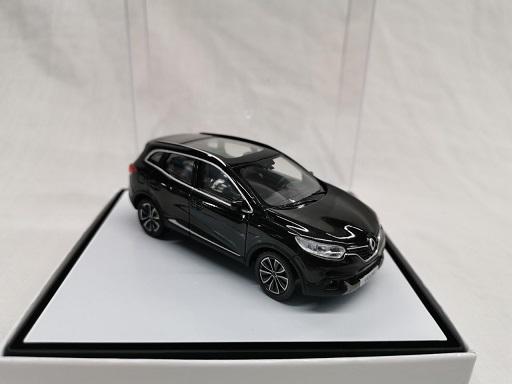 Renault Kadjar 2020 Zwart 1-43 Norev