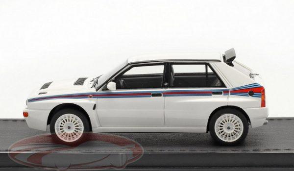 "Lancia Delta HF Integrale Evo V 1992 ""Martini"" Wit 1:43 Top Marques Limited 500 Pieces"