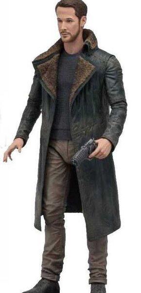 Blade Runner 2049: Officer K Action Figure Series 1 Afmeting 7 inch (ongeveer 17½ cm) Neca