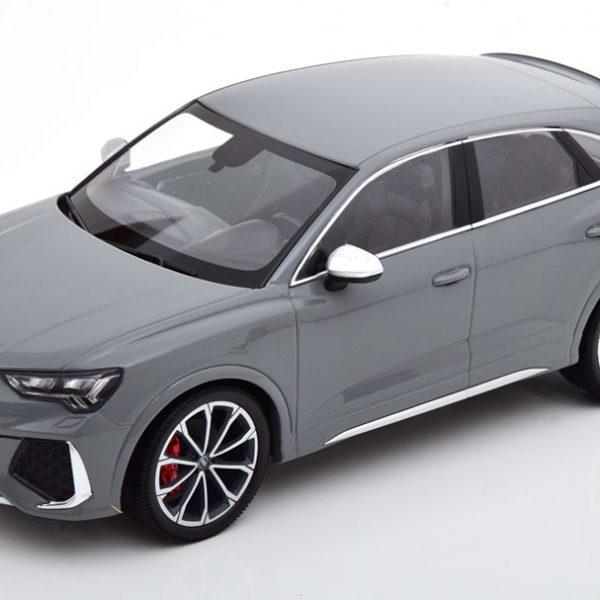 Audi RS Q3 Sportback 2019 Grijs 1-18 Minichamps Limited 240 Pieces