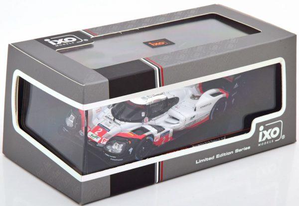 Porsche 919 hybrid Winner 24Hrs Le Mans 2017 Bernhard/Hartley/Bamber 1-43 Ixo Models