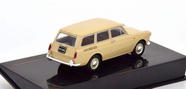 Volkswagen 1500 Variant Type 3 1962 Beige 1-43 Ixo Models