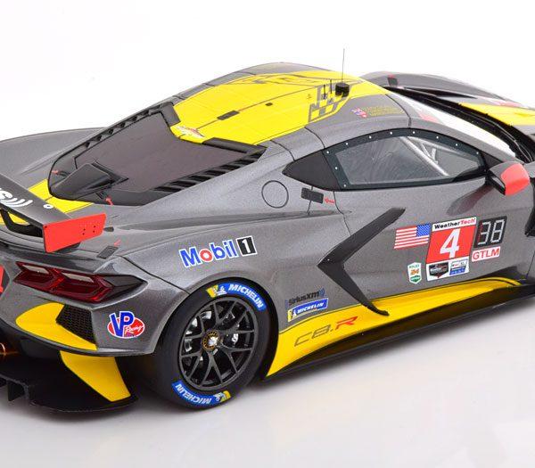 Chevrolet Corvette C8.R No.4, 24Hrs Daytona 2020 Millner/Gavin/Fassler 1-18 Top Speed