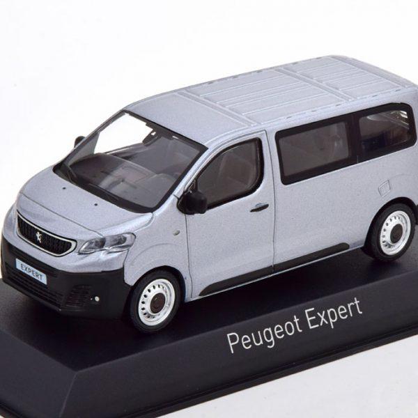 Peugeot Expert 2016 Aluminium Zilver 1-43 Norev